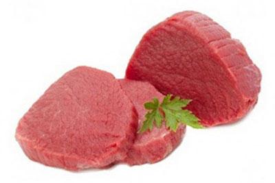 روش صحيح مصرف گوشت