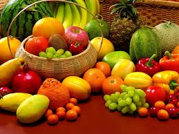وقت خوردن میوه