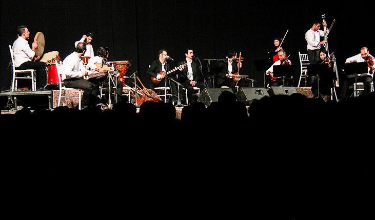 کنسرت همایون شجریان و رضا صادقی در خوزستان 
